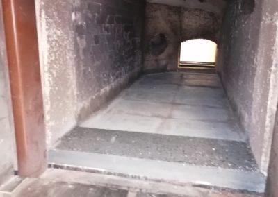 Alfa-heat | Vyzdívka – podlaha kremační pece