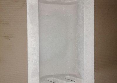 Alfa-heat | Formstein zur Aufbewahrung von Keramikrohren