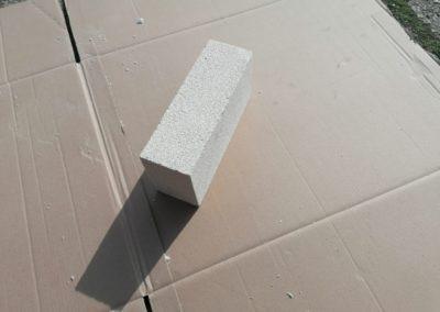 Alfa-heat | Isolationsmaterialien – Isolierender Leichtziegel