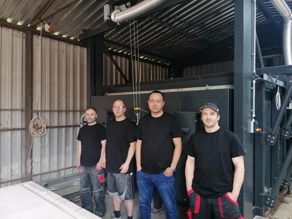 Alfa-heat | Team u pece